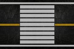 οδική σύσταση προτύπων Στοκ φωτογραφία με δικαίωμα ελεύθερης χρήσης