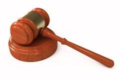 Ο δικαστής έδωσε Στοκ φωτογραφία με δικαίωμα ελεύθερης χρήσης