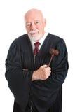 Ο δικαστής Στοκ φωτογραφία με δικαίωμα ελεύθερης χρήσης