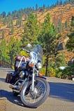Οδικό ταξίδι του Harley Στοκ εικόνα με δικαίωμα ελεύθερης χρήσης