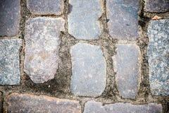 Οδικό τεμάχιο τούβλου Στοκ φωτογραφία με δικαίωμα ελεύθερης χρήσης