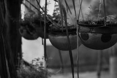 Ο ινδικοί πολιτιστικοί Μαύρος & λευκό εργαλείων λάσπης στοκ εικόνες με δικαίωμα ελεύθερης χρήσης