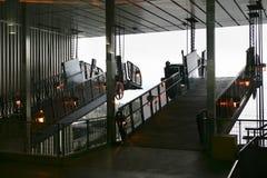 Ολισθήσεις πορθμείων Στοκ εικόνα με δικαίωμα ελεύθερης χρήσης