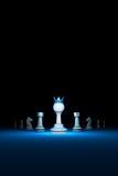 Ο ισχυρός ηγέτης Γρήγορη μεγάλη επιτυχία σταδιοδρομίας Κατακόρυφος του autho Στοκ φωτογραφία με δικαίωμα ελεύθερης χρήσης