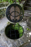 Ο κάλυκας καλά σε Glastonbury Στοκ φωτογραφίες με δικαίωμα ελεύθερης χρήσης