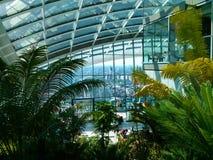 Ο κήπος ουρανού Στοκ εικόνες με δικαίωμα ελεύθερης χρήσης