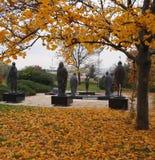 Ο κήπος των φιλοσόφων Στοκ Φωτογραφίες