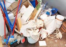 Ο καθαρισμός βρωμίζει Στοκ Εικόνες