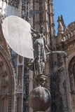 Ο καθεδρικός ναός Αγίου Mary See. Στοκ φωτογραφία με δικαίωμα ελεύθερης χρήσης