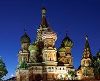 Ο καθεδρικός ναός του βασιλικού του ST ευλογημένη στοκ εικόνα