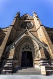 Ο καθεδρικός ναός του ST Mary ` s είναι η εκκλησία καθεδρικών ναών του Ρωμαίου - καθολικό Archdiocese του Σίδνεϊ και το κάθισμα τ στοκ εικόνες