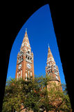 ο καθεδρικός ναός Στοκ φωτογραφία με δικαίωμα ελεύθερης χρήσης