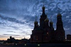 Ο καθεδρικός ναός Annunciation της ευλογημένης Virgin Mary Στοκ Εικόνες