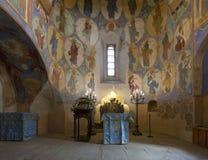 Ο καθεδρικός ναός μεταμόρφωσης ενσωμάτωσε το 16ο στοκ εικόνα