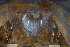 Ο καθεδρικός ναός μεταμόρφωσης ενσωμάτωσε το 16ο στοκ φωτογραφία με δικαίωμα ελεύθερης χρήσης