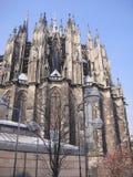 Καθεδρικός ναός της Κολωνίας Στοκ εικόνες με δικαίωμα ελεύθερης χρήσης