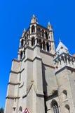 Ο καθεδρικός ναός της Notre-Dame, Λωζάνη, Ελβετία Στοκ Φωτογραφίες