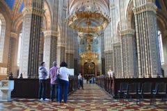 Ο καθεδρικός ναός του ST Peter στο akovo 5$α  Στοκ Εικόνα