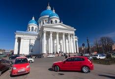 Ο καθεδρικός ναός τριάδας Στοκ Φωτογραφίες