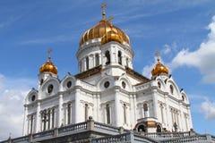 Ο καθεδρικός ναός Χριστού το Savior Στοκ Εικόνες
