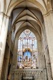 Ο καθεδρικός ναός Στοκ Φωτογραφία