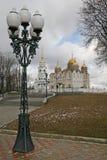 Ο καθεδρικός ναός Dormition (καθεδρικός ναός υπόθεσης) στο Βλαντιμίρ, Ρωσία Στοκ φωτογραφία με δικαίωμα ελεύθερης χρήσης