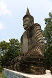 Ο καθισμένος Βούδας στοκ φωτογραφία