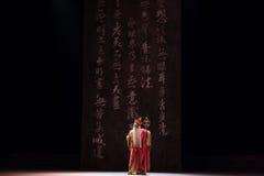 """Ο κακός Βούδας - το δεύτερο πράξη-Kunqu Opera""""Madame άσπρο Snake† Στοκ εικόνες με δικαίωμα ελεύθερης χρήσης"""