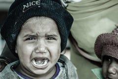 Ο κακός σεισμός τρώει καθενός στοκ φωτογραφία
