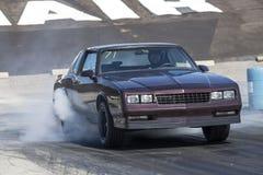 Ο καπνός Chevrolet παρουσιάζει Στοκ εικόνες με δικαίωμα ελεύθερης χρήσης
