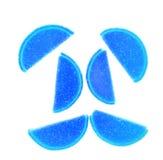 ο καρπός ζελατινοποιεί διαφανή Στοκ φωτογραφία με δικαίωμα ελεύθερης χρήσης