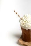 ο καφές ανασκόπησης frappe απομόνωσε το λευκό Στοκ φωτογραφία με δικαίωμα ελεύθερης χρήσης