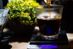 ο καφές απολαμβάνει το σ&al στοκ εικόνες