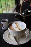 Ο καφές μου Στοκ φωτογραφία με δικαίωμα ελεύθερης χρήσης