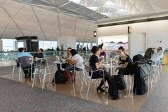 ο καφές προεδρεύει των κενών εσωτερικών πινάκων αριθμού Στοκ Φωτογραφία