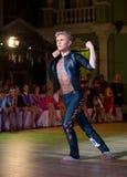 Ο καλλιτεχνικός χορός απονέμει το 2012-2013 Στοκ Εικόνες