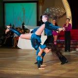 Ο καλλιτεχνικός χορός απονέμει το 2012-2013 Στοκ φωτογραφίες με δικαίωμα ελεύθερης χρήσης