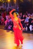 Ο καλλιτεχνικός χορός απονέμει το 2014-2015 Στοκ εικόνες με δικαίωμα ελεύθερης χρήσης