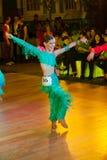 Ο καλλιτεχνικός χορός απονέμει το 2014-2015 Στοκ Εικόνα