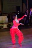 Ο καλλιτεχνικός χορός απονέμει το 2014-2015 Στοκ Εικόνες