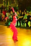 Ο καλλιτεχνικός χορός απονέμει το 2014-2015 Στοκ Φωτογραφίες