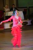 Ο καλλιτεχνικός χορός απονέμει το 2014-2015 Στοκ φωτογραφία με δικαίωμα ελεύθερης χρήσης