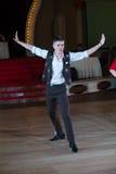 Ο καλλιτεχνικός χορός απονέμει το 2014-2015 Στοκ εικόνα με δικαίωμα ελεύθερης χρήσης