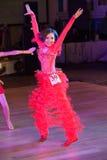 Ο καλλιτεχνικός χορός απονέμει το 2014-2015 Στοκ Φωτογραφία
