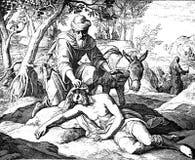 Ο καλός Σαμαρείτης στοκ εικόνα με δικαίωμα ελεύθερης χρήσης