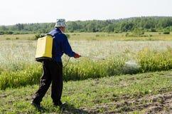 Ο καλύτερος αγρότης Στοκ Εικόνες