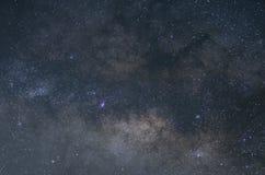 Ο κεντρικός των γαλακτωδών τρόπων Στοκ φωτογραφία με δικαίωμα ελεύθερης χρήσης