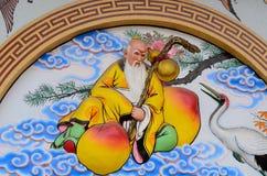 Ο κινεζικός άγγελος θεοτήτων Στοκ Εικόνα