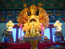 Ο κινεζικός Βούδας Στοκ Εικόνα