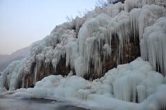 Ο κόσμος πάγου Στοκ Εικόνες